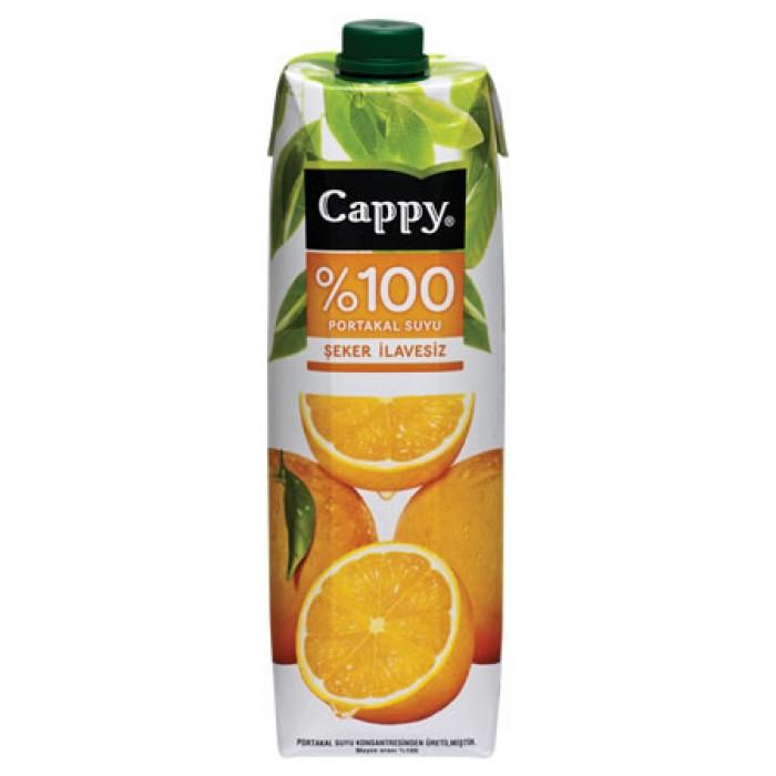 Cappy Portakal Nektarı 1 lt