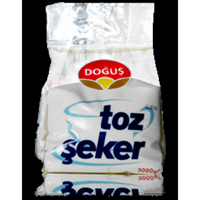 Doğuş-Toz Şeker 3000 gr