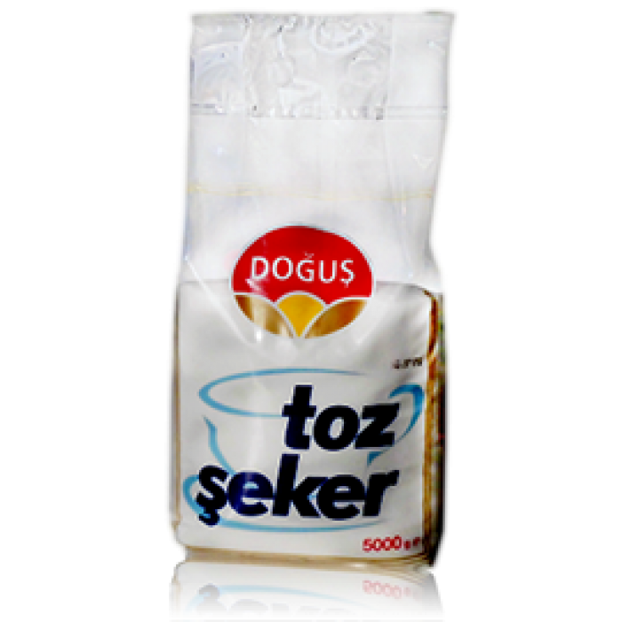 Doğuş-Toz Şeker 5000 gr