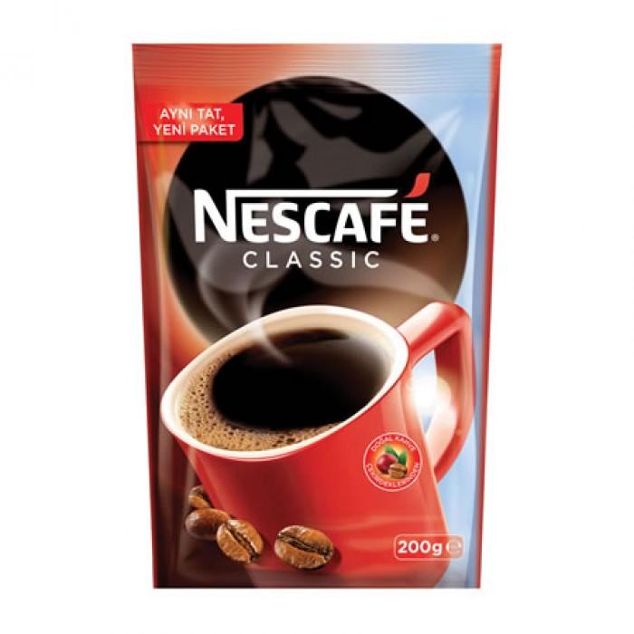 Nescafe Classic Kahve Poşet 200 gr