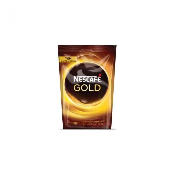 Nescafe Gold Kahve Eko Paket 100 g