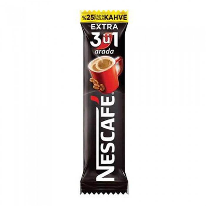 Nescafe Hazır Kahve 3'ü 1 Arada Extra 48 Adet