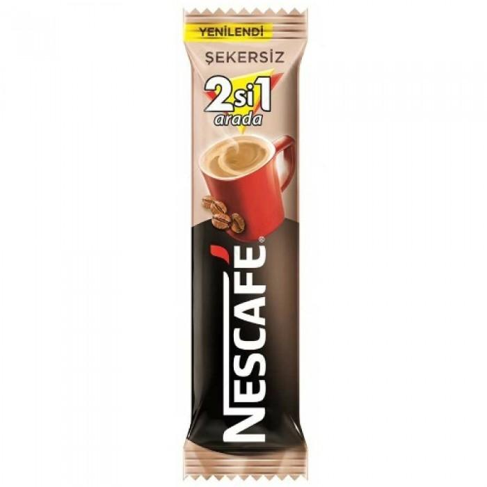Nescafe Hazır Kahve 2'si 1 Arada 11 g 48 Adet
