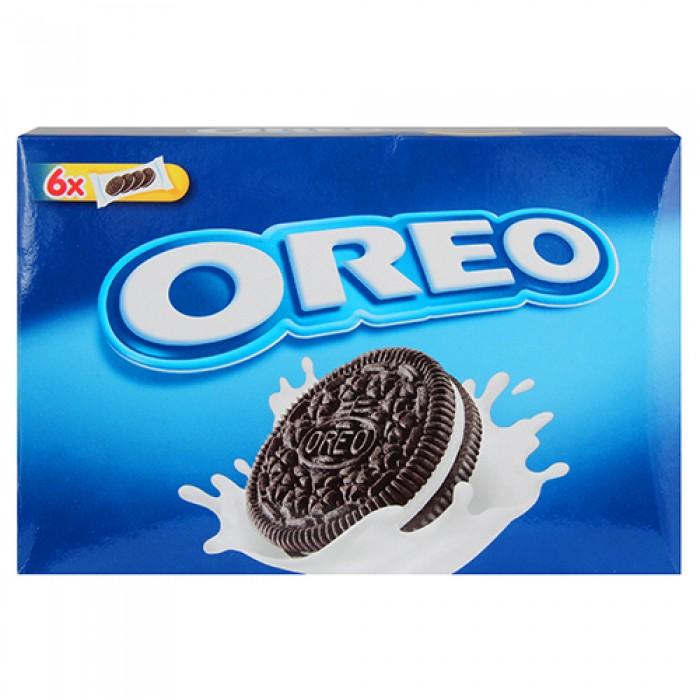 Oreo Sütlü Bisküvi 6 Adet 227 g