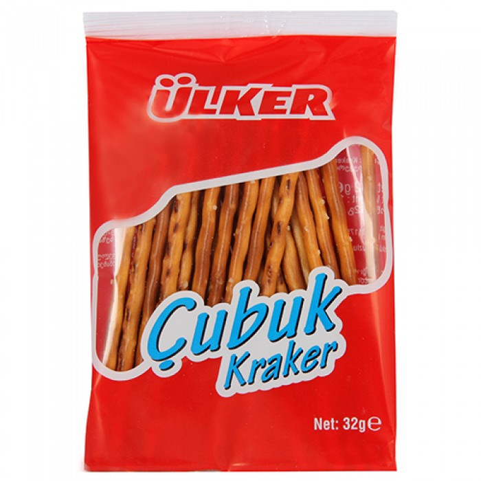 Ülker Çubuk Kraker 32 g Koli 36 Adet