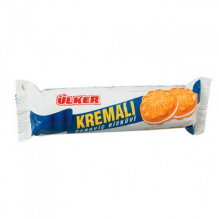 Ülker Bisküvi Kremalı Sandviç 61 g Koli 30 Adet
