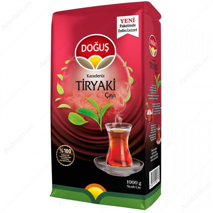 Doğuş Karadeniz Tiryaki Dökme Çay 1000 gr