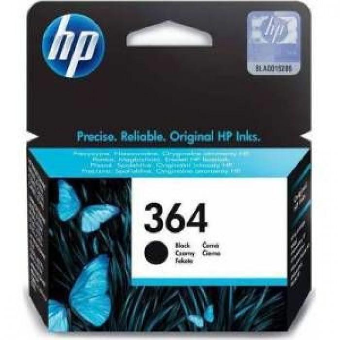 HP 364  Siyah Mürekkep Kartuş 250 Sayfa