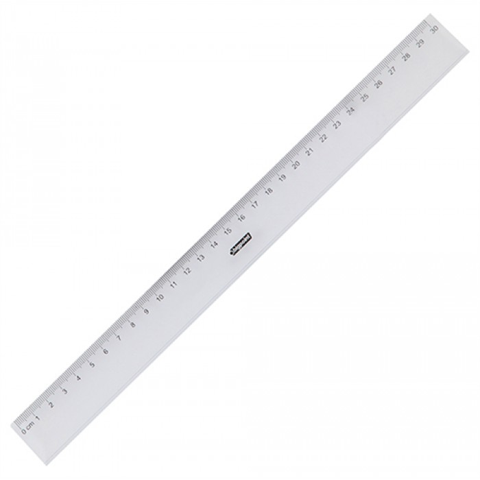 Bigpoint Cetvel Plastik 30 cm
