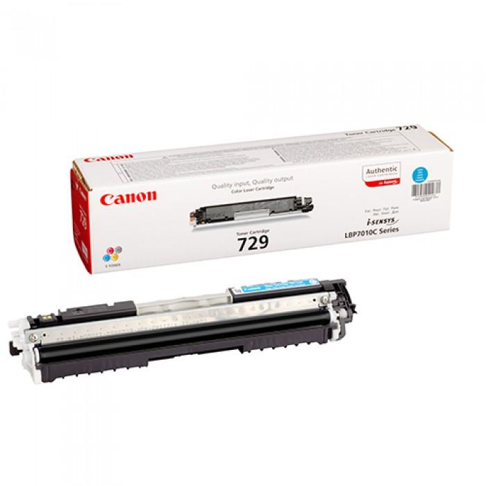 Canon CRG-729C Mavi Lazer Toner 1000 Sayfa