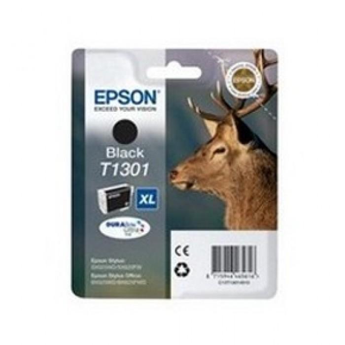 Epson T1301 XL C13T13014010 Siyah Mürekkep Kartuş 950 Sayfa