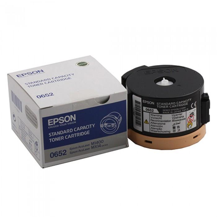 Epson 0652 C13S050652 Siyah Lazer Toner 1000 Sayfa