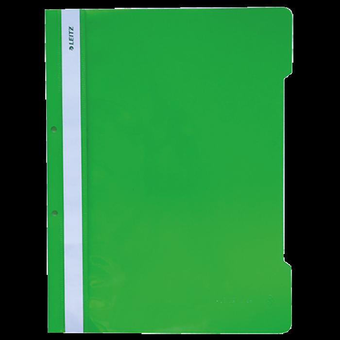 Leitz Telli Dosya Plastik 50'li Paket (4189)