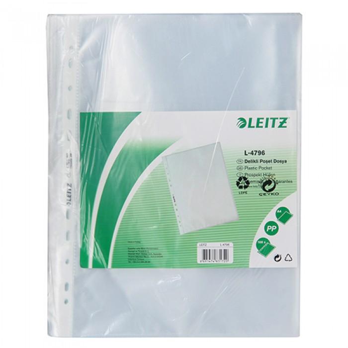 Leitz Poşet Dosya A4 100'lü Paket