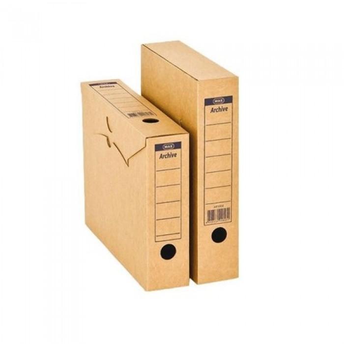 Mas Arşiv Kutusu 32 x 24,5 x 7 cm 10'lu Paket