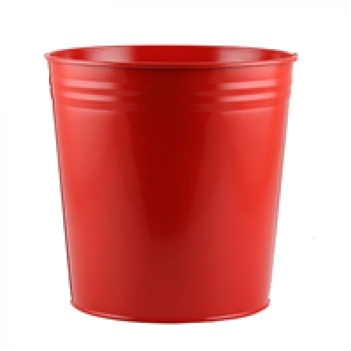 Mas Çöp Kovası Metal 10 L