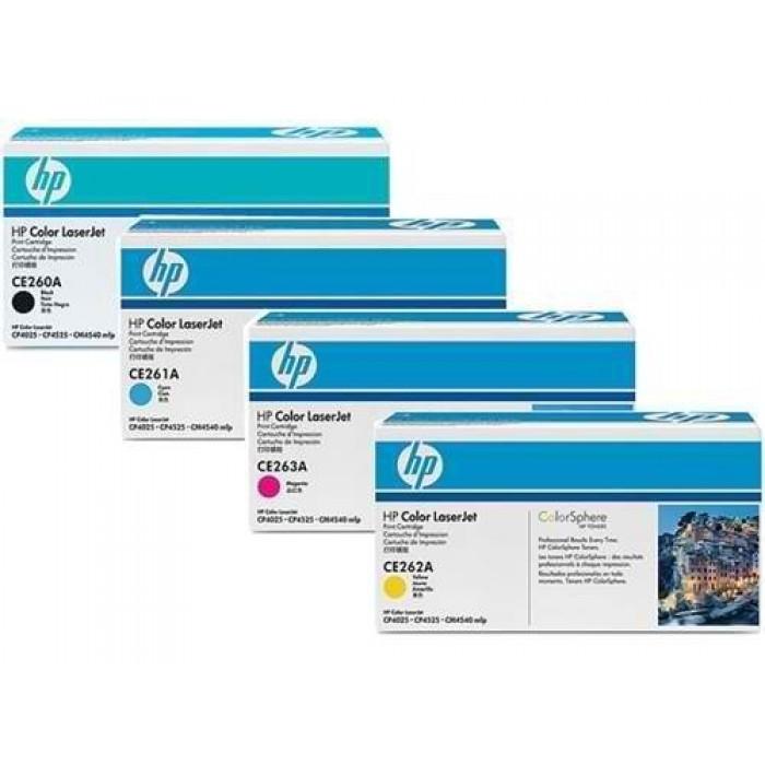 HP-CE260A Toner